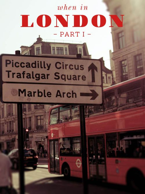 London sightseeing - city guide – Carrie Can Blog