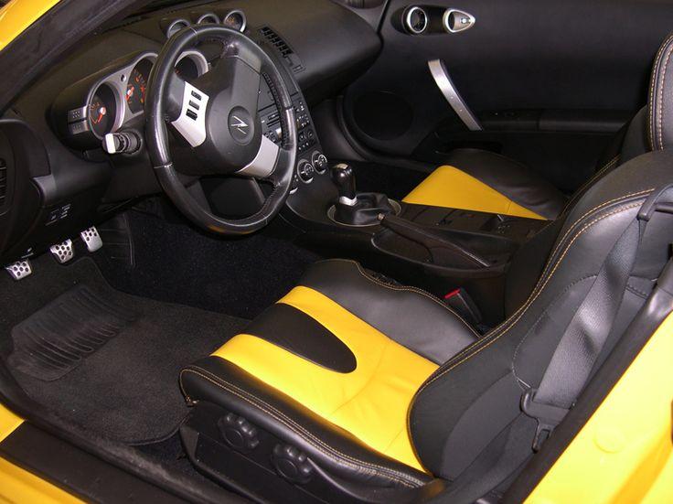 Modif Interior Mobil Warna Kuning