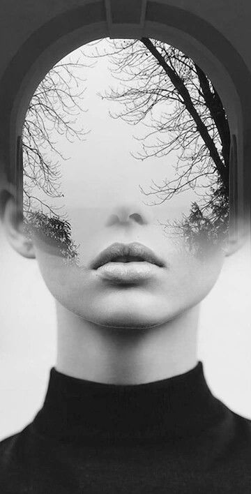 TIME AGO, ANTONIO MORA (aka mylovt) ~ a Spanish artist who combines with talent portraits photographed in various landscapes.