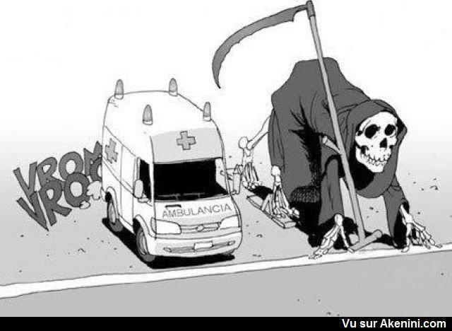 Akenini.com - Humour noir - Black Humor