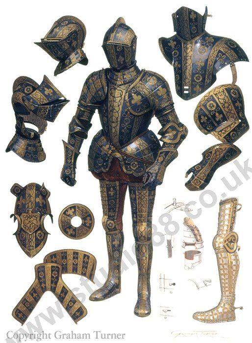 20 besten armor Bilder auf Pinterest | Mittelalter, Mittelalterliche ...
