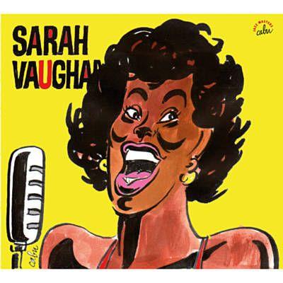 Simplemente he utilizado Shazam para descubrir You're Not The Kind de Sarah Vaughan. http://shz.am/t10832557