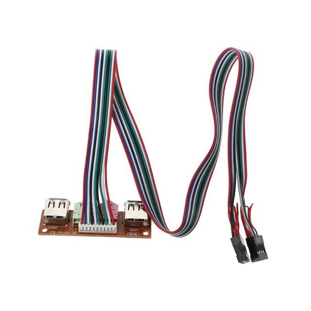 usb to rca cable wiring diagram 1999 dodge caravan audio jack surround sound