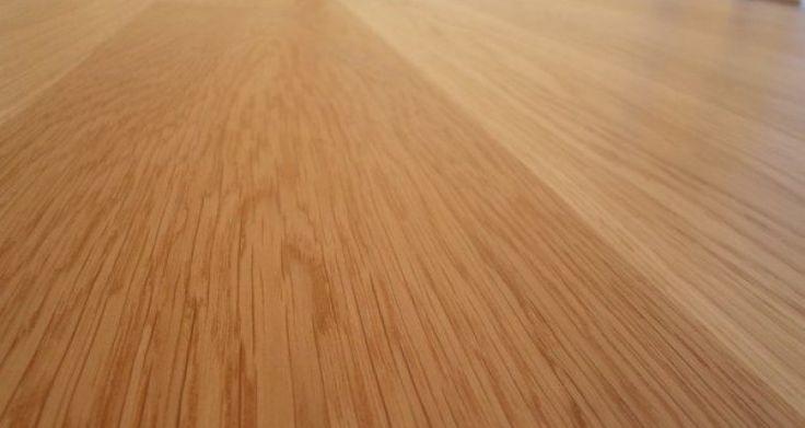 Trójwarstwowa podłoga marki Tarkett.