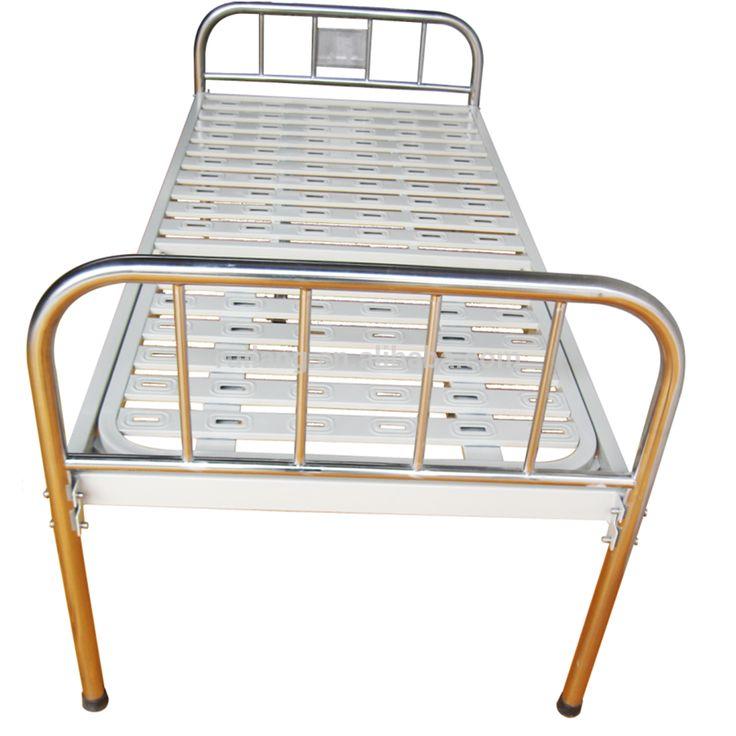 Medische ijzer staal bed metalen eenvoudige prijzen goedkope patiënt bed-afbeelding-metalen bedden-product-ID:60456130429-dutch.alibaba.com