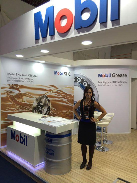 MOBIL PARTICIPATES IN EXPOSIBRAM 2015 - INTERNATIONAL MINING EXHIBITION | Mobil