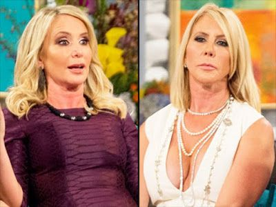 RHOC Season 11 News: Shannon Beador And Vicki Gunvalson Still Feuding Over Brooks Ayers' Cancer Scandal — RHOC Cast Want Vicki To Take A Lie Detector Test!