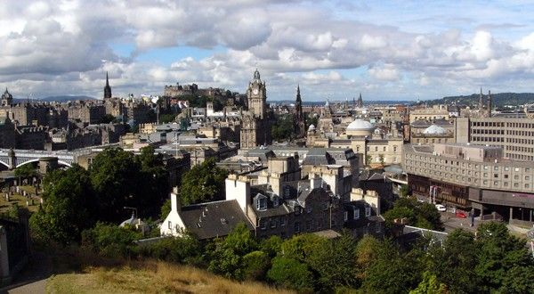 Recovery in the property market spreads to Scotland