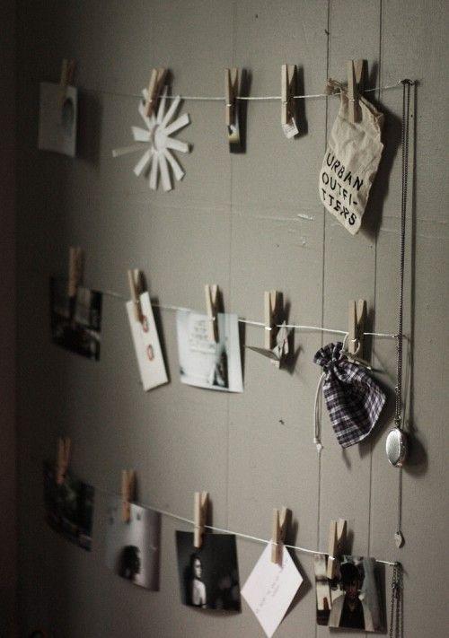 Inspirationen zur Wanddekoration tolle Idee Interieur