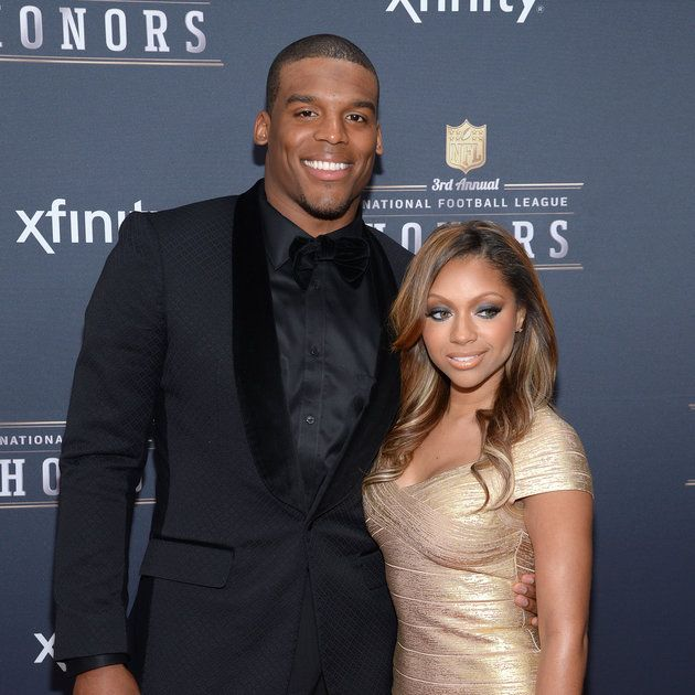 Second Child On The Way For Cam Newton from essence.com