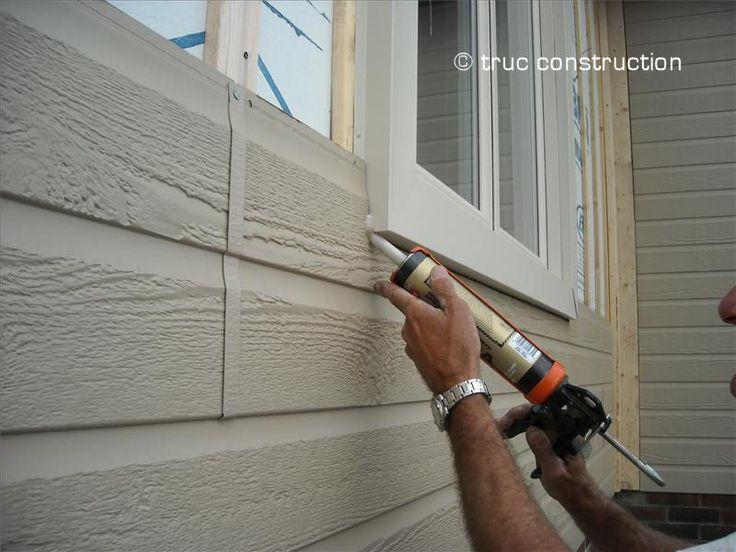 17 best images about revetement on pinterest exterior for Fenetre aluminium