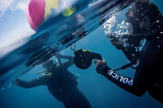SAPS Search and Rescue Divers | ccphotovideo