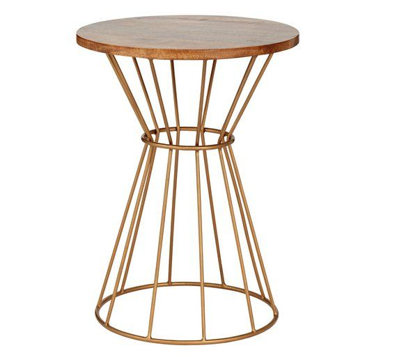Best Buy Sainsbury S Home Wooden Side Table Coffee Tables 400 x 300