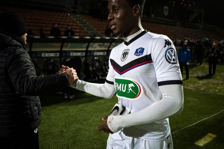 Arnold Boutou Mouka #9ine @Angers