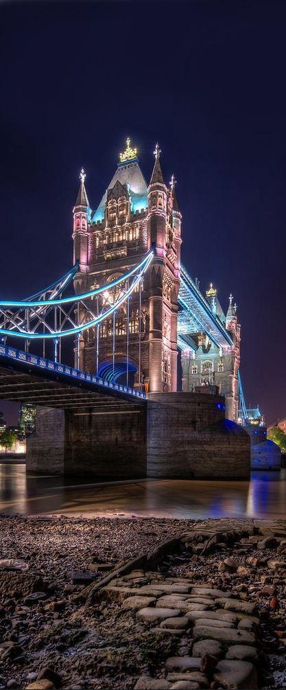 London Tower Bridge, London, UK