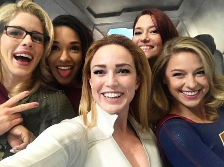 Aah!!!! The girls of the Superhero world!!!!
