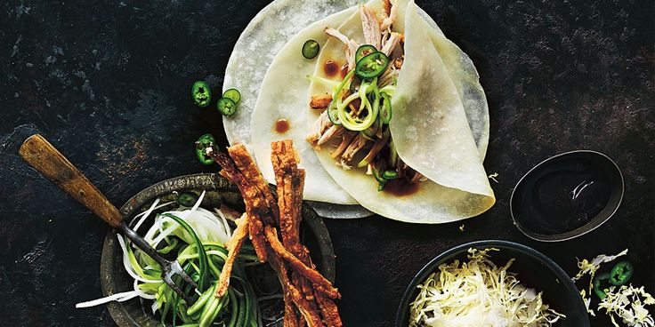 Asian-Style Pork Belly Pancakes - Lifestyle FOOD