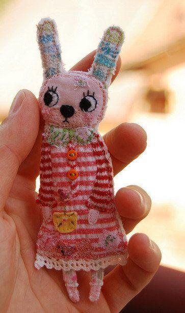 Bunnini bunny by mirianata