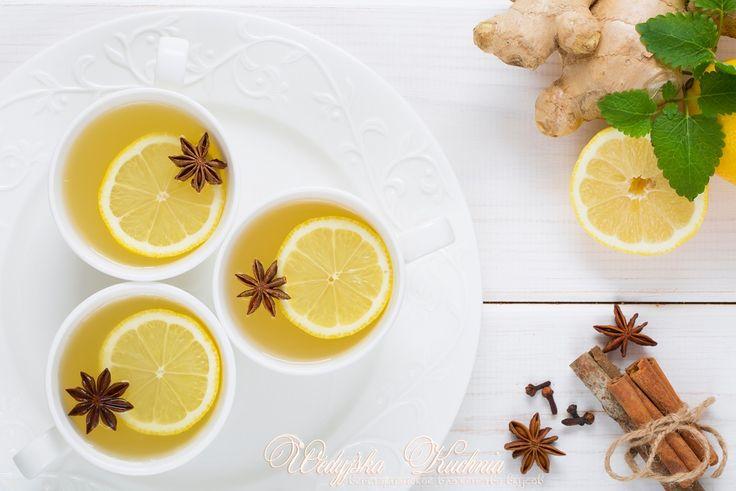 Имбирный напиток - источник энергии и здоровья. Wedyjska Kuchnia - вегетарианское блаженство вкусов.