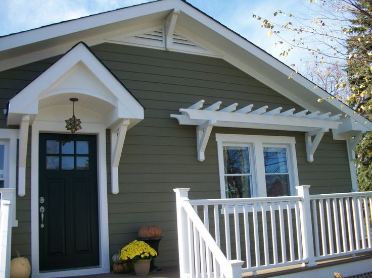 17 best ideas about craftsman style interiors on pinterest craftsman style craftsman style - Best exterior paint uk style ...