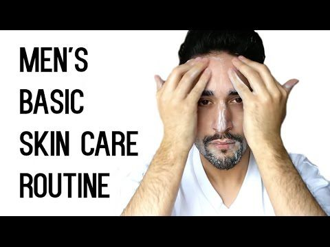 Men's Daily Skincare Routine For Oily Skin (Men's Grooming) ✖ James Welsh