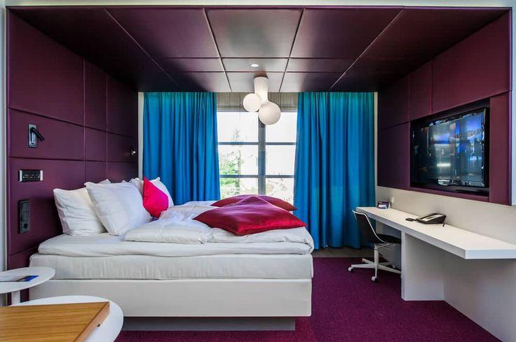 래디슨 블루 플라자 호텔, 헬싱키, Helsinki, 스탠다드, 금연, 거실 공간
