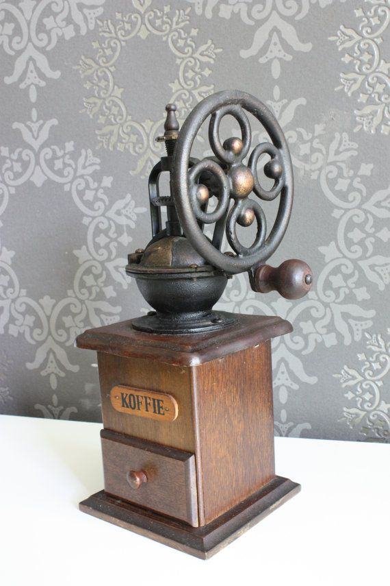 Absolutely Gorgeous Coffee Grinder Great Kitchen Decor