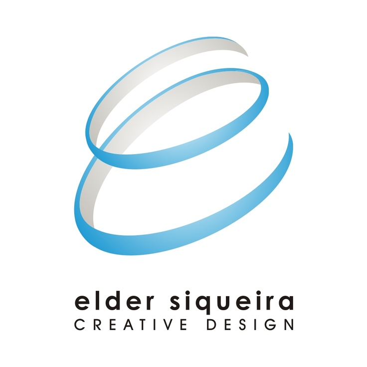 Elder Siqueira Proposta De Nova Identidade Visual Para Marca De Designer Grafico Sao Paulo