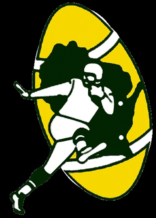 Green Bay Packers Throwback Logo Image Collections