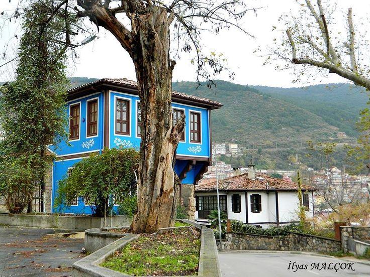 Tarihi Türk ev ve Yalıları bursa