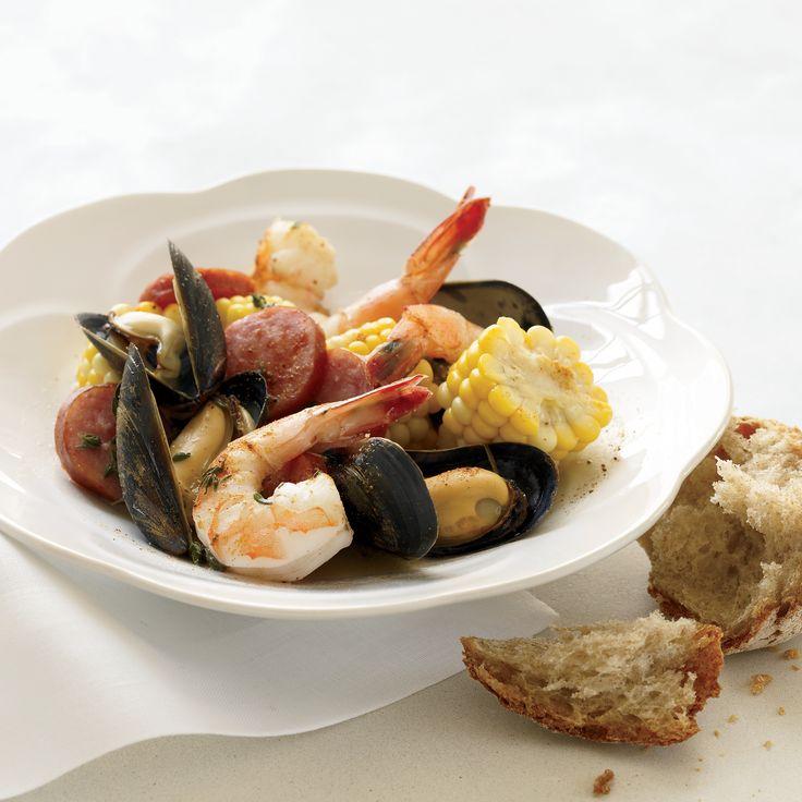 Shrimp Boil Hobo Packs | Recipe | Hobo packs, Wine and Food