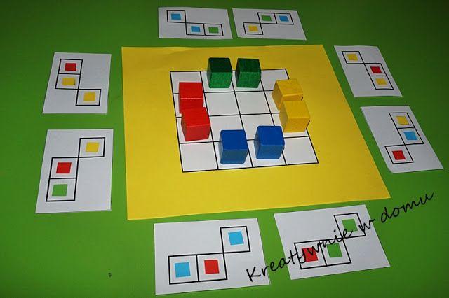 Matematyka sztuki a orientacja przestrzenna | Kreatywnie w domu