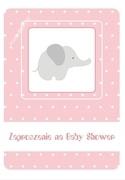 Zaproszenia na Baby Shower