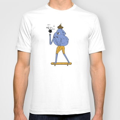NNNNNN T-shirt by Jon Boam - $18.00