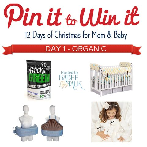 12 Days of Christmas - Pin It to Win It! | Babee Talk