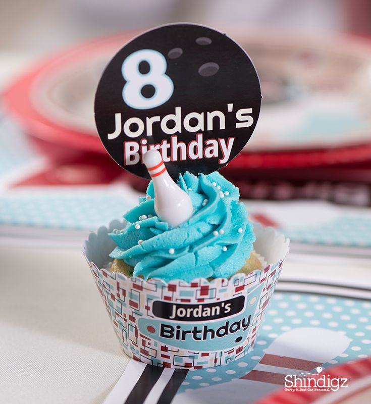 Looking for birthday party theme ideas shop our bowling lanes collection for personalized favors
