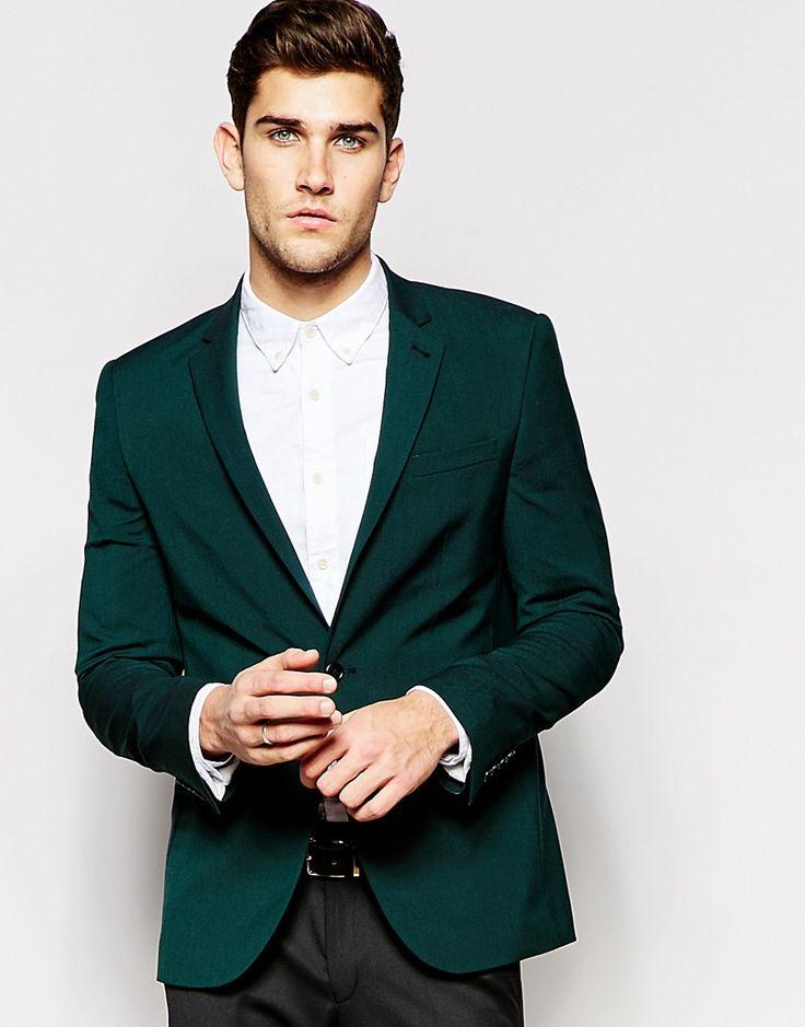 Top 25  best Mens green blazer ideas on Pinterest | Green blazer ...