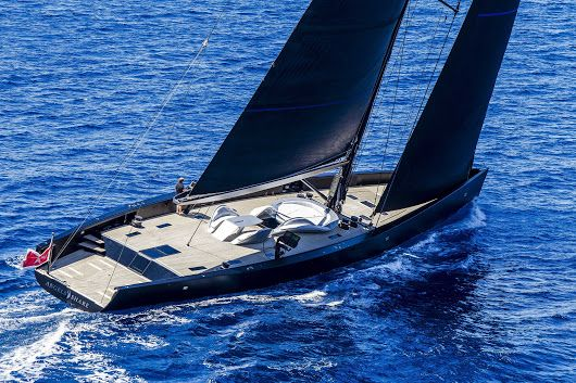 Wally Sailing Yacht ANGEL'S SHARE Back on the Market with 1MEur Price Drop #kksuperyachts #wally #angelsshare #luxurylifestyle #luxuryyachts #monaco #luxurybrokerage #cotedazur #porthercules Next industry viewing #ECPY Nice 23rd March 2017