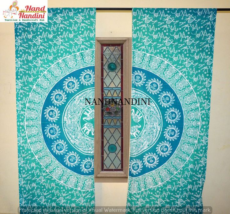 Indian Mandala Hippe Boho Room Darkening Curtains Black Out Window Curtains  #Handmade #Traditional #curtain #indiancurtain #mandaladrape #mandala #boho #bohemian #blackoutcurtain  #christmasgift #homedecor #drapepannel #nandnandini #nandnandinitextile #choudharytextile #Tapestrycurtain #hippe #handmade #roomblackout