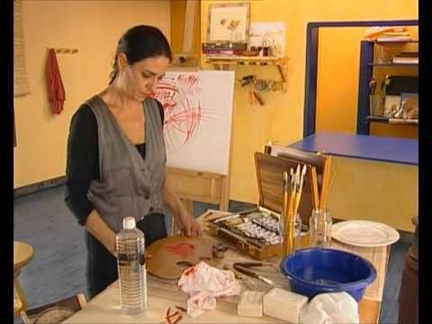 Técnicas básicas para iniciarse en el el dibujo y la pintura como encuadre composición y variadas técnicas del uso de materiales como el oleo, acuarela y lap...