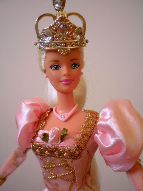 Rapunzel Barbie by Pedrocas_Collection, via Flickr