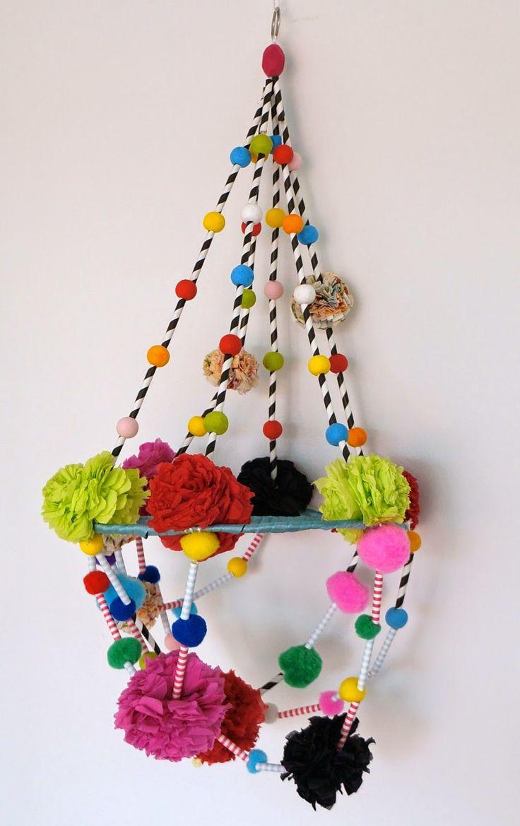 les 20 meilleures images du tableau pajaki sur pinterest guirlandes lustres et fleurs en papier. Black Bedroom Furniture Sets. Home Design Ideas