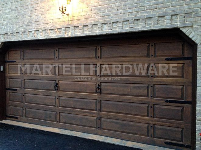 33 Best Garage Door Decorative Hardware Images On