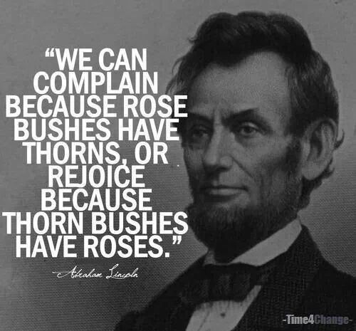Abraham Lincoln - the Ultimate Republican, the Ultimate American.