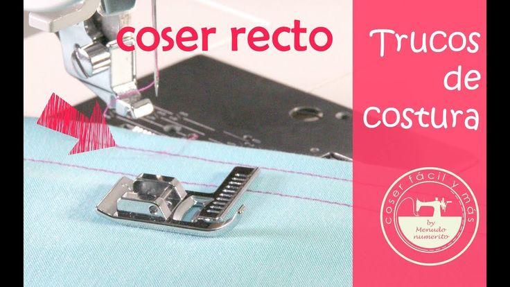 En este tutorial fácil comparto contigo 5 trucos para obtener costuras rectas, coser derecho y no torcerse al coser a máquina. Compra el prensatelas guía en ...