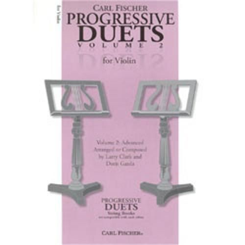 Music News Carl Fischer Progressive Duets Volume 2 for Violin     Carl Fischer Progressive Duets Volume 2 for Violin  Price : 11.39  Ends on : 2016-04-08 12:14:15  View on eBay  ... http://showbizmusic.com/carl-fischer-progressive-duets-volume-2-for-violin/