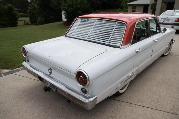 1966 Ford Xp fairmont (falcon) 4 Door
