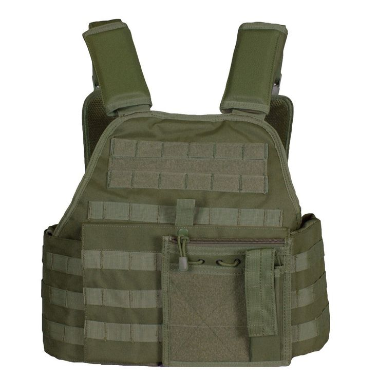 FOX Vital Plate Carrier Vest