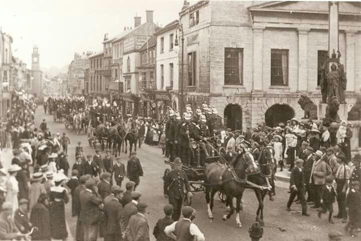 Newport High Street 1906
