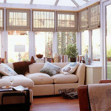 Looking for relaxed conservatory ideas? Visit the Housetohome conservatory galleries for casual and neutral conservatory ideas